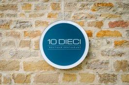 10 Dieci, страхотният ресторант в село Девино