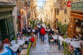 Ресторанти във Валета, Малта